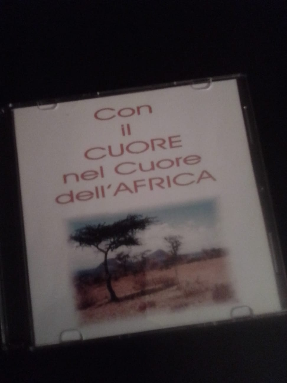 Con il cuore nel cuore dell'Africa